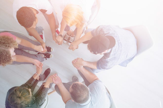 Teen peer groups are helping to further the discussion on depression and suicide.