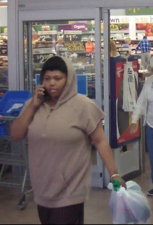 West Melbourne police say this suspect snatched a purse in the Publix parking lot on Palm Bay Road.