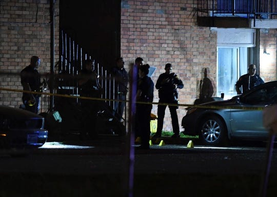 Corpus Christi police are investigating reports of a shooting on the city's Northside.