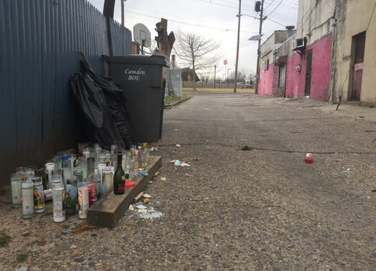 Drug sales took place in an alley that runs behind Merriel Avenue to Rosedale Avenue, according to court records in a homicide case.