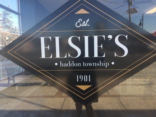 Elsie's is new to Haddon Township, but the woman it was named after owned a general store in Atlantic County all the way back in 1901.
