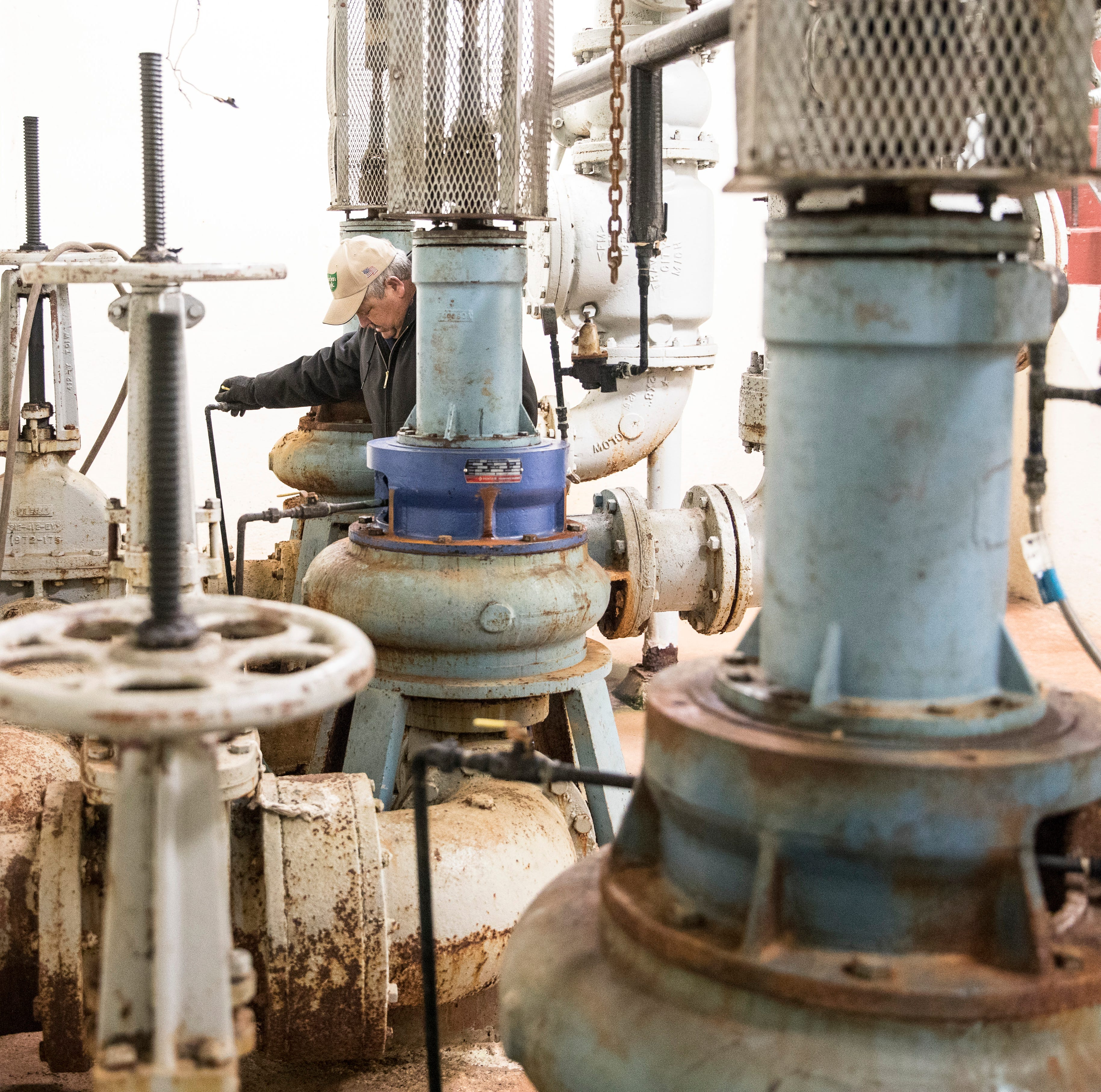 Significant problems continue at wastewater treatment plant