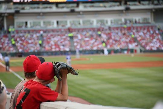 The Cincinnati Reds celebrate 150 years this season.