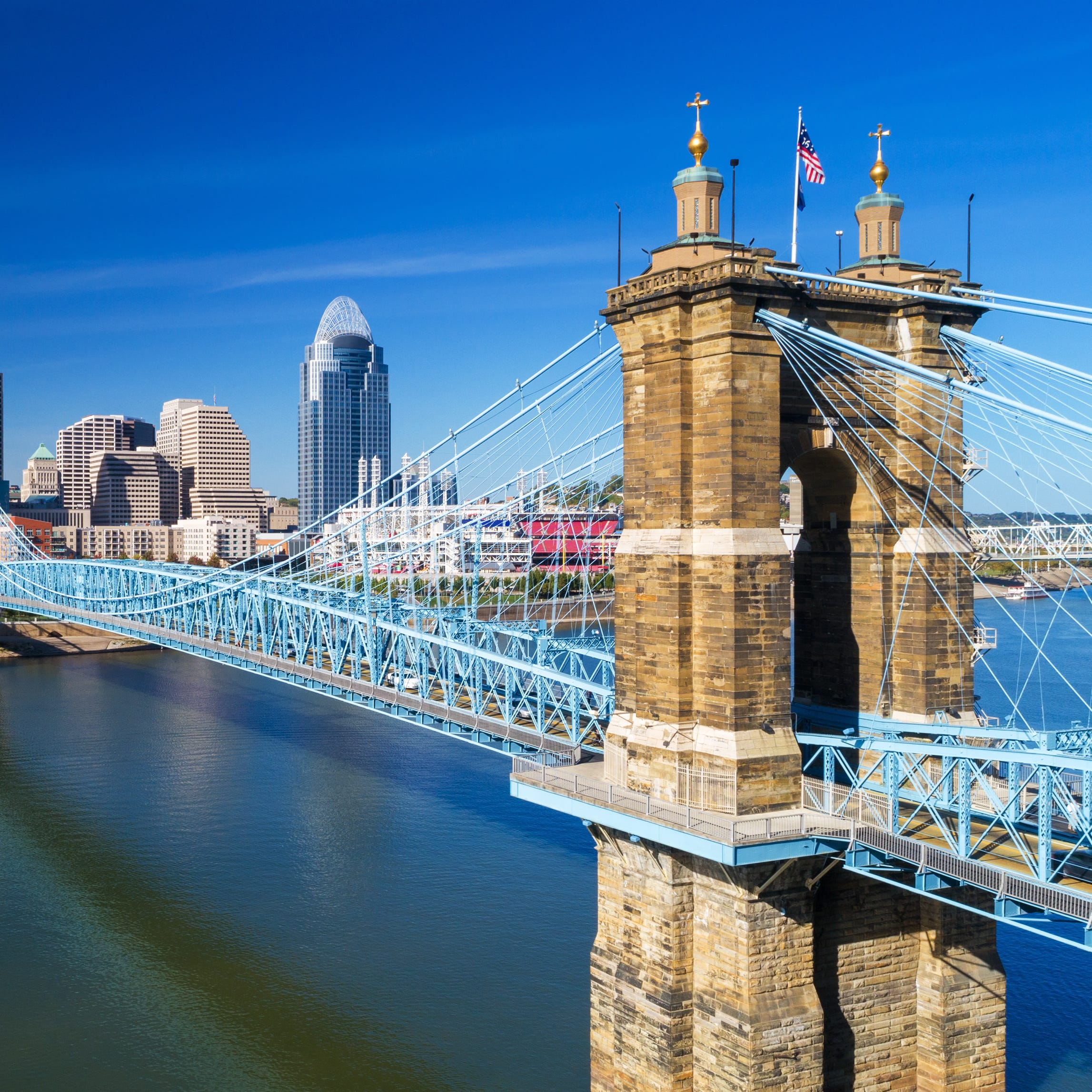 Cincinnati weather: Chilly morning, then warm and sunny before next storm system arrives