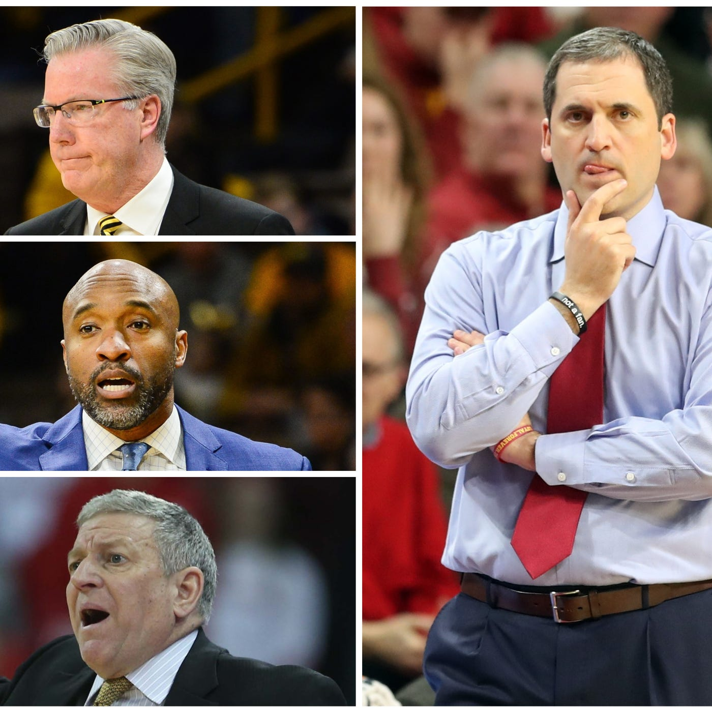 Bracket analysis: It's becoming a race to the bottom for crumbling Hawkeyes, Cyclones. But how low can they go?