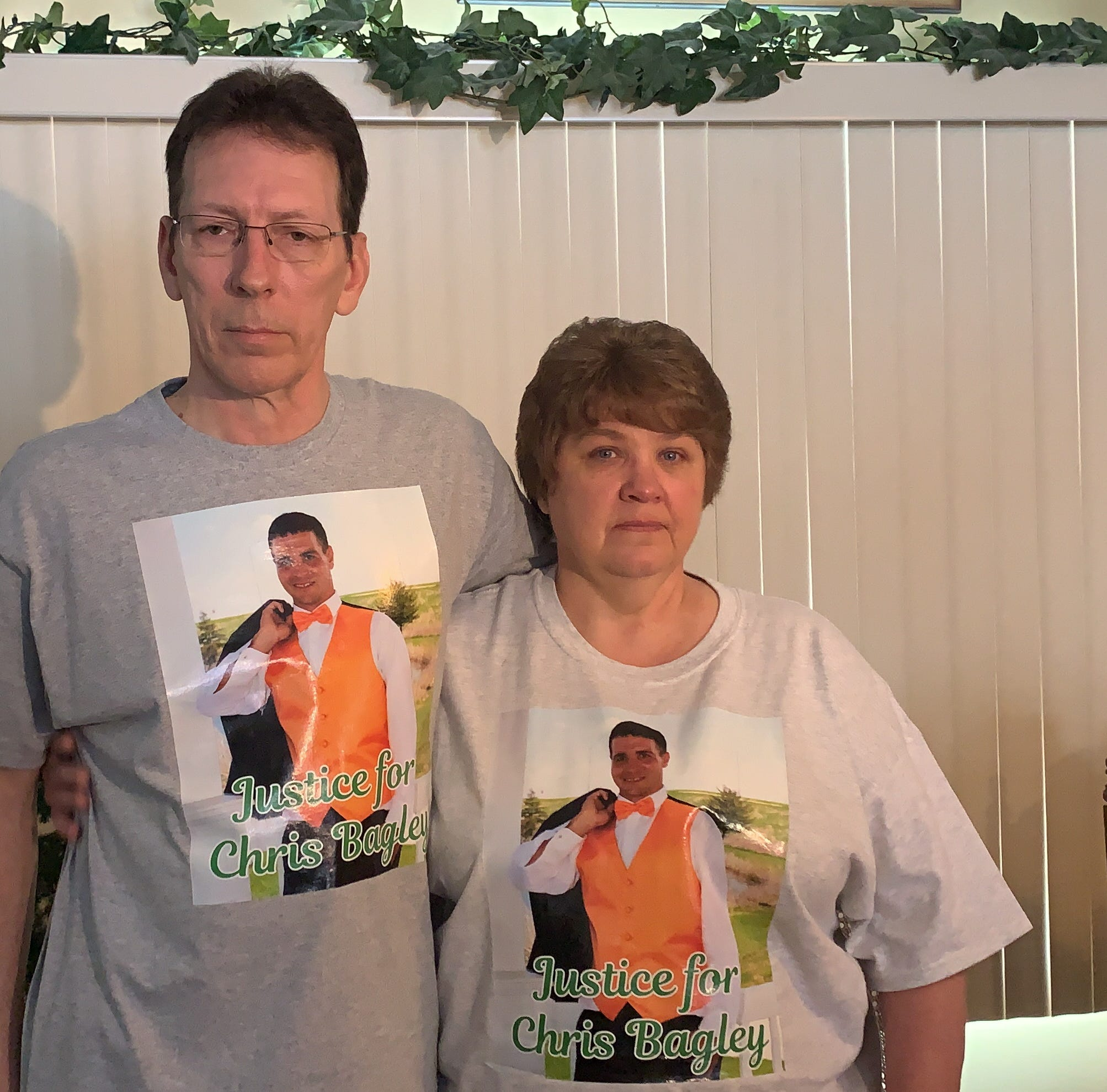 'You took our lives, too': Iowa parents remember flawed but family-oriented son who was stabbed to death