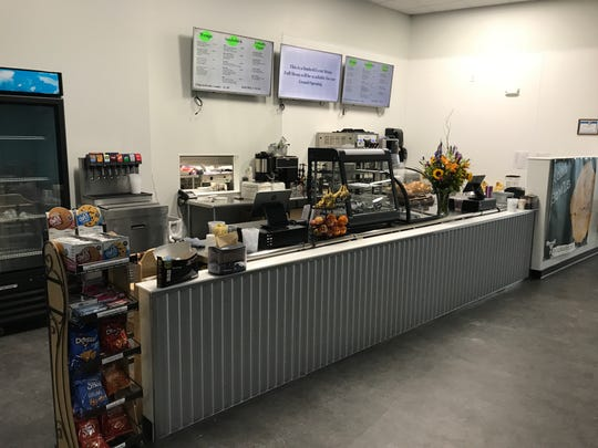 Fuel'd Cafe recently opened next to Wellmark YMCA off the downtown Des Moines skywalk.