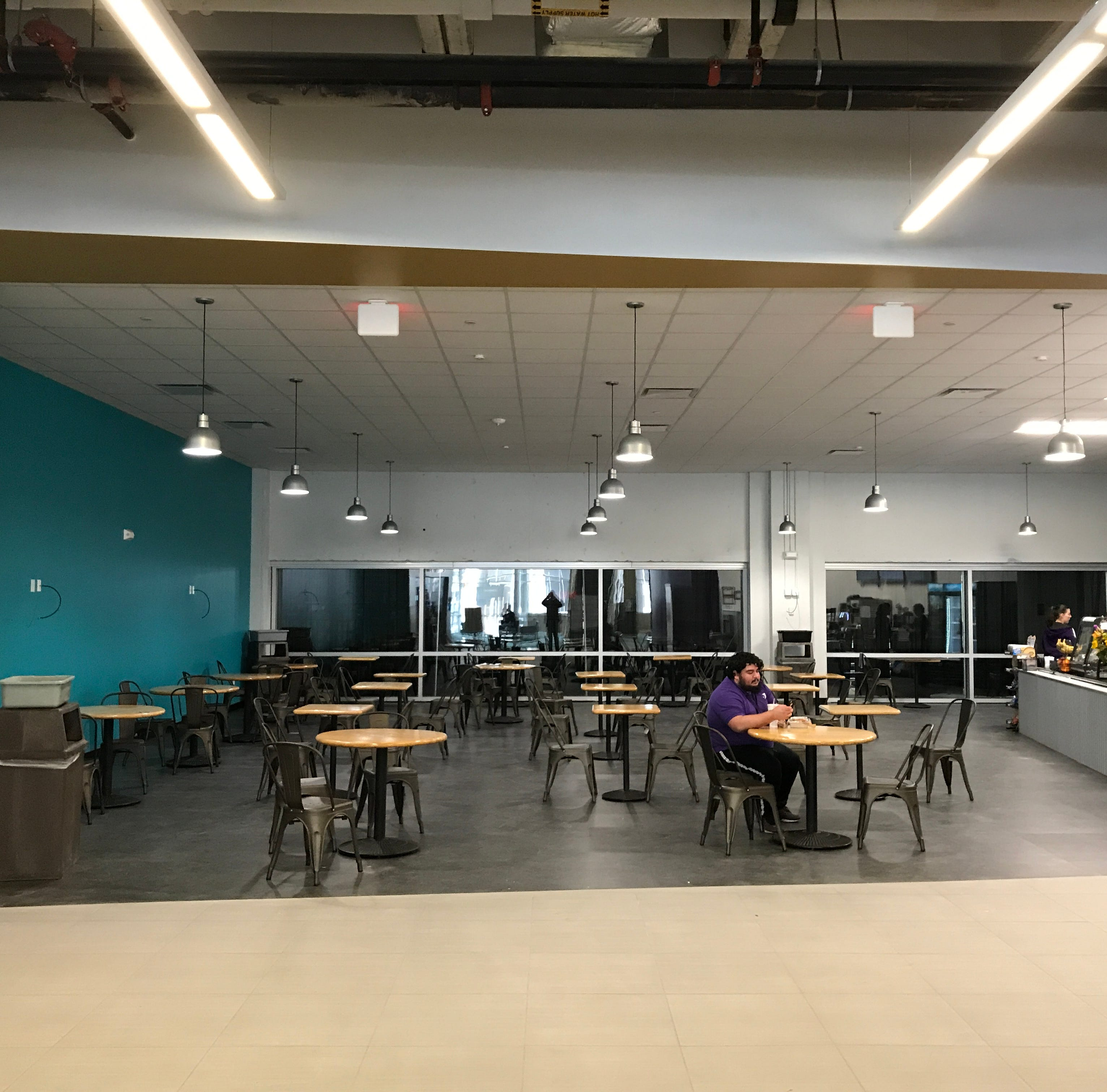'Fuel up' at this new restaurant in the Wellmark YMCA off the downtown Des Moines skywalk