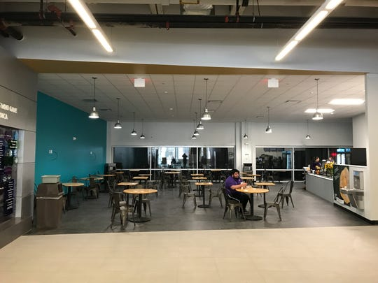 Fuel'd Cafe has opened in the Wellmark YMCA in downtown Des Moines.