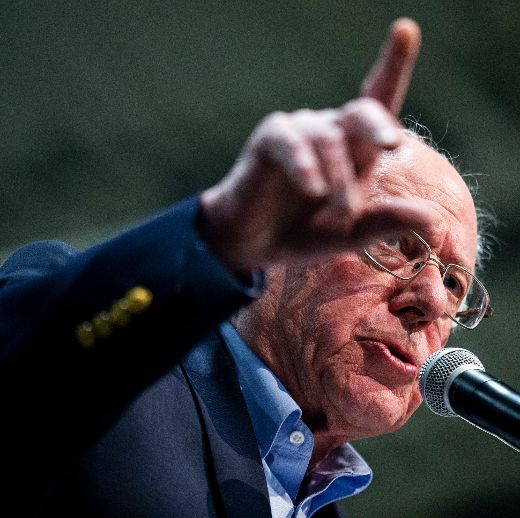 In ag policy speech, Bernie Sanders calls for 'radical' changes to farming, subsidies and commodity price controls