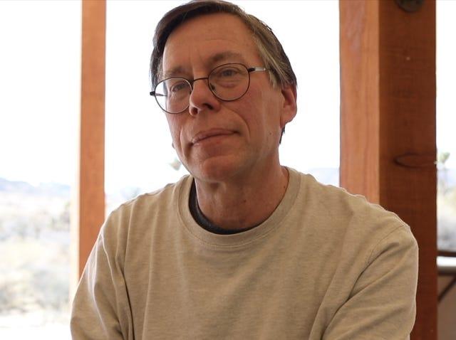 Bob Lazar: Area 51' documentary probes UFO whistle-blower's