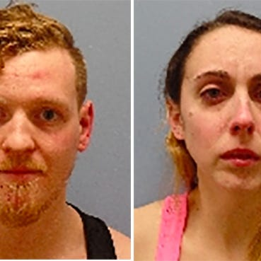 Michigan couple arrested after alleged hot tub sex at Ohio resort, faces multiple charges