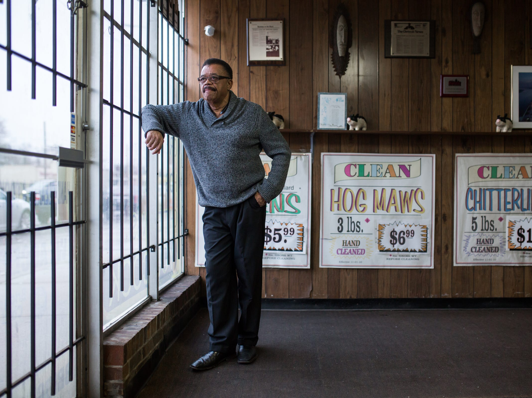 How a Detroit couple founded a chitlin-cleaning empire