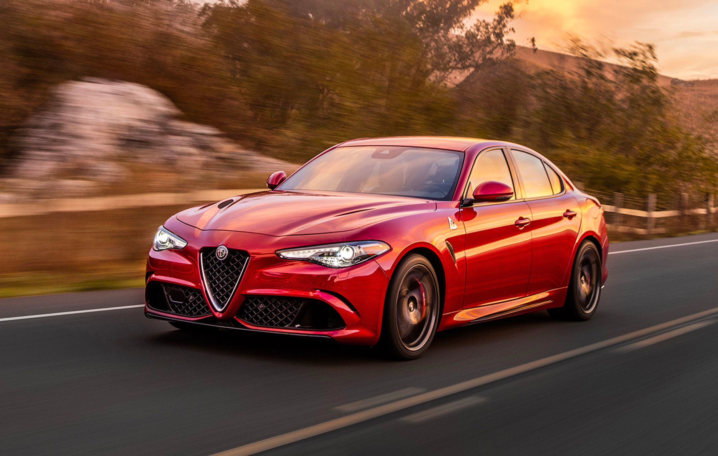 Alfa Romeo recalls 60,000 vehicles; cruise control can go haywire
