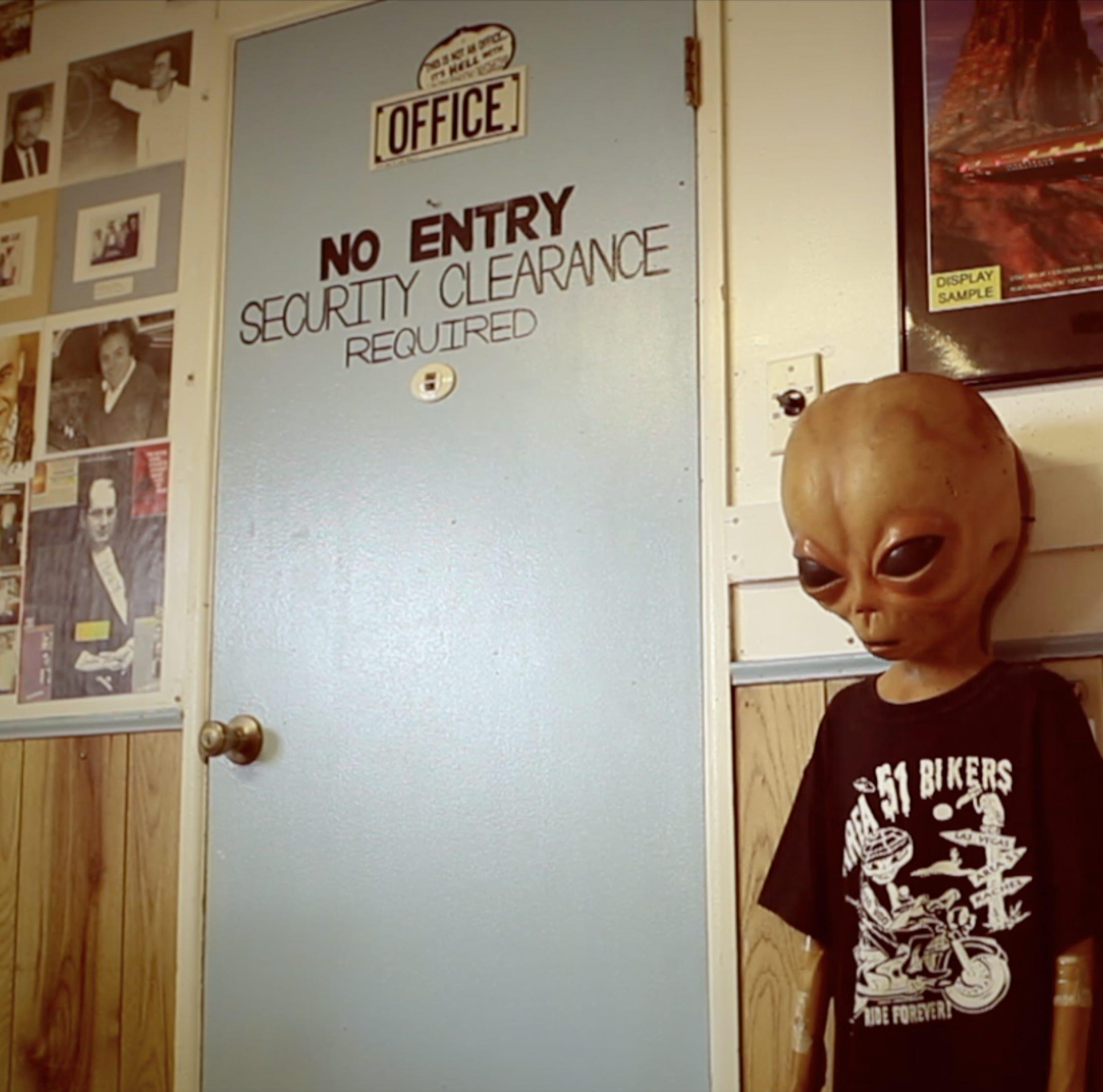 In 'Bob Lazar: Area 51' documentary, director investigates UFO whistle-blower's story
