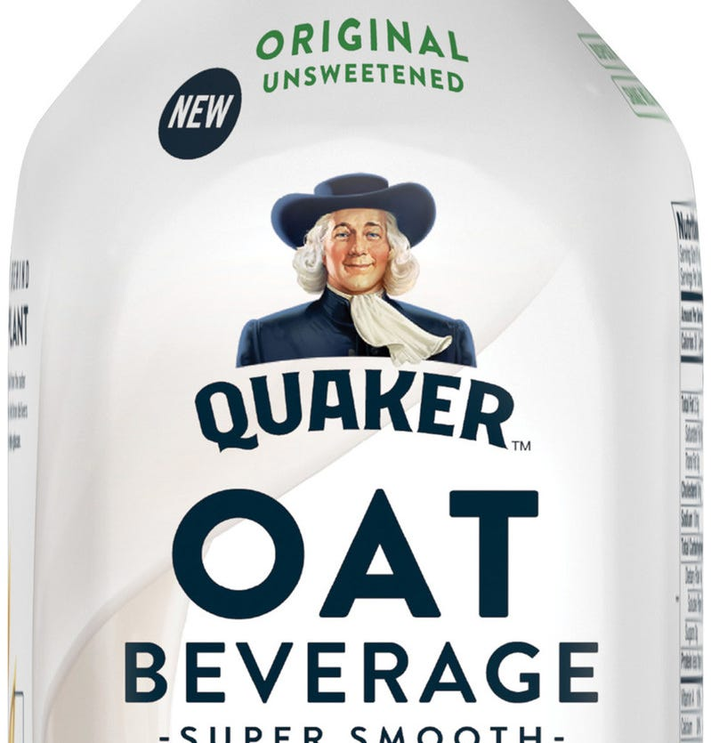 Try trendy oat milk in cookie-like baked oatmeal