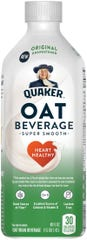 Original Unsweetened Quaker Oat Beverage