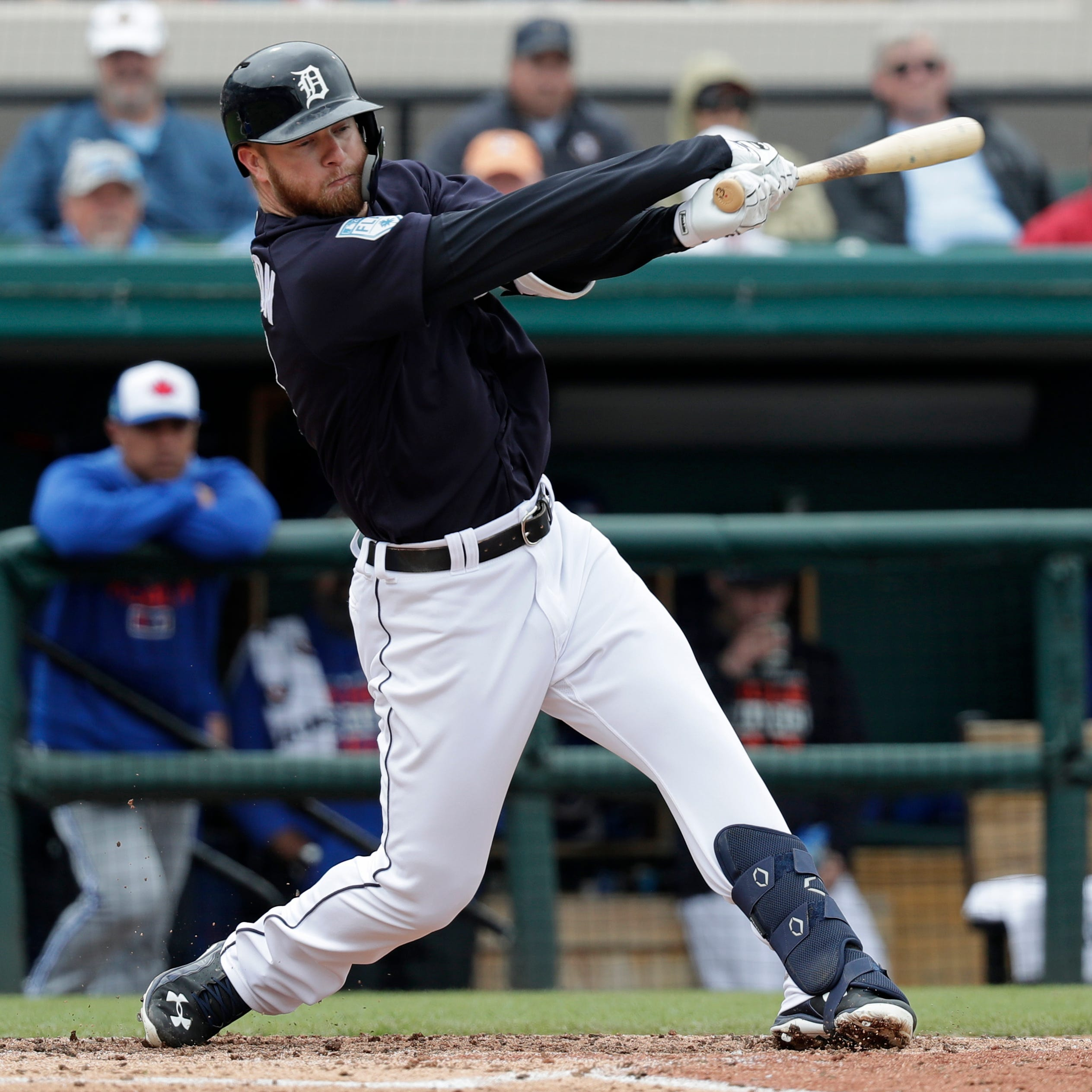 Predicting Tigers' 25-man roster as training camp hits home stretch