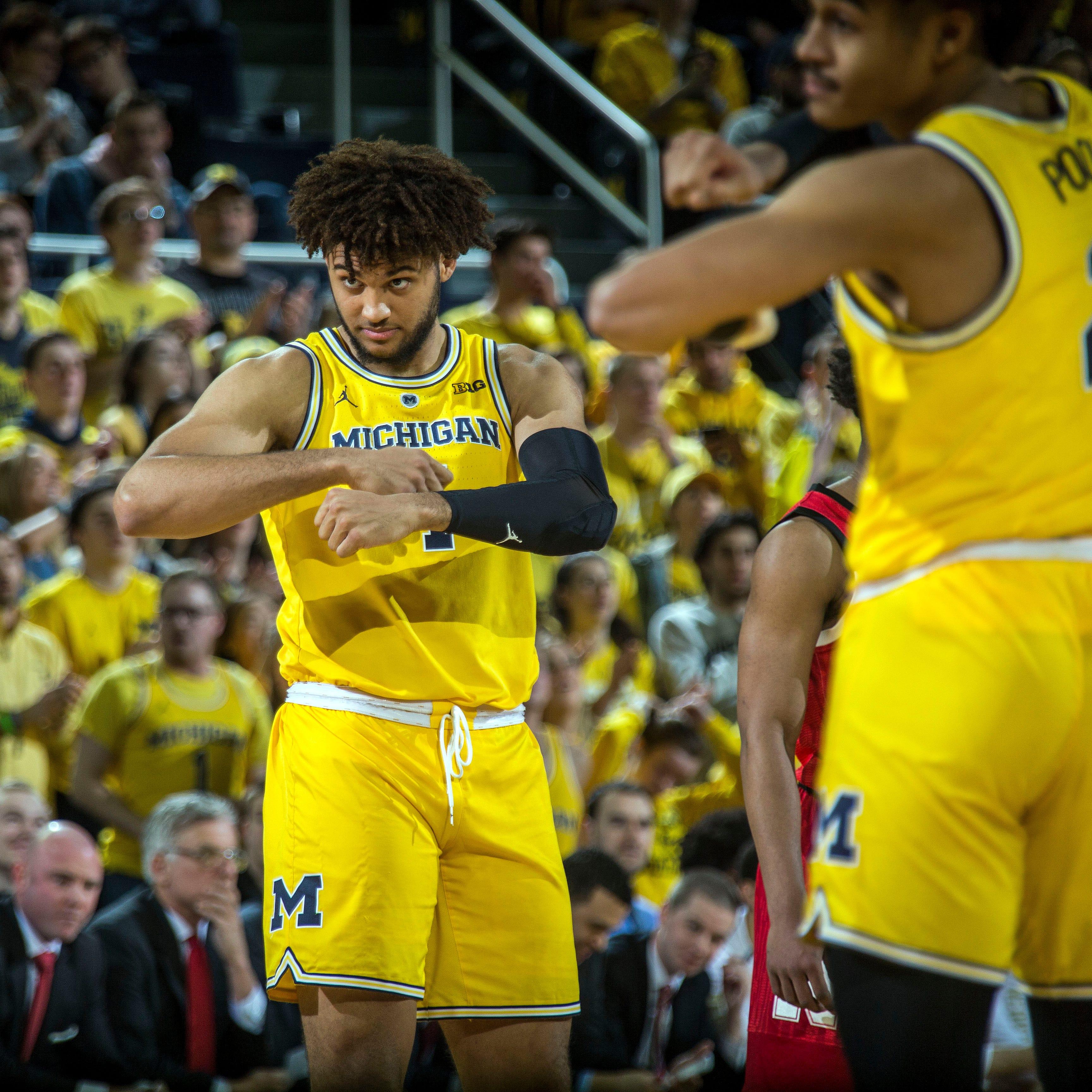 Three keys for Michigan against Michigan State