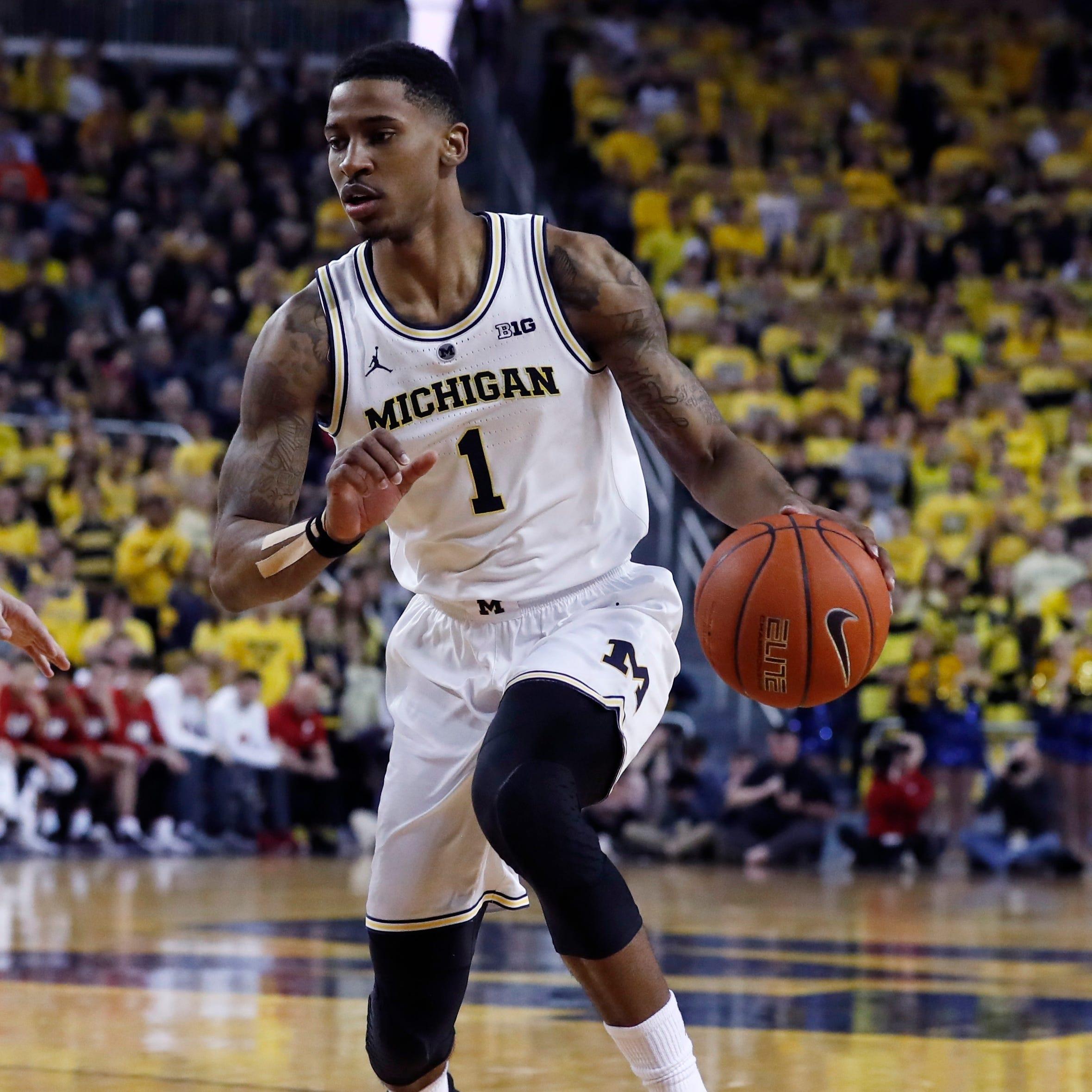 Michigan's Charles Matthews might return for showdown vs. Michigan State
