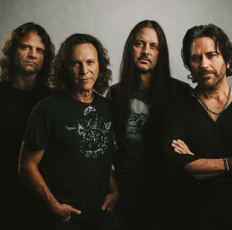 Heavy metal band Winger thrives after rise, fall and rise again