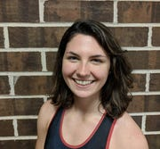 Sydney Hutto, Riverdale weightlifting