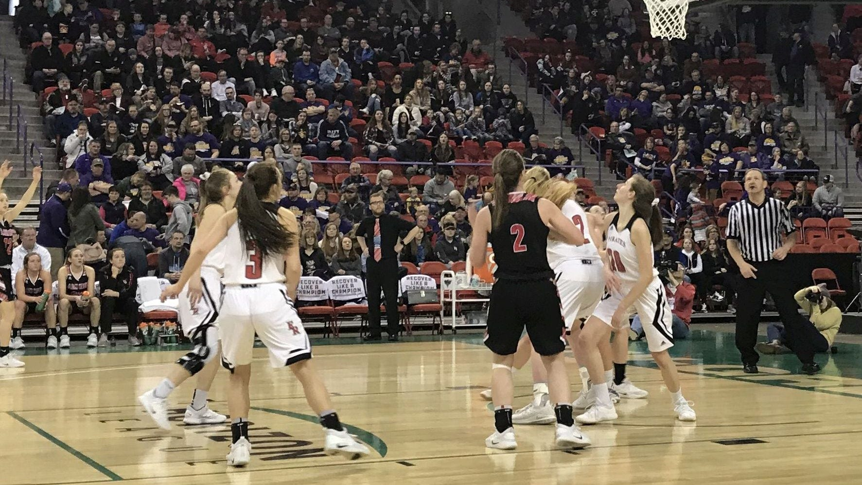 WIAA state girls basketball roundup: Bay Port beats Middleton to win Division 1 state title
