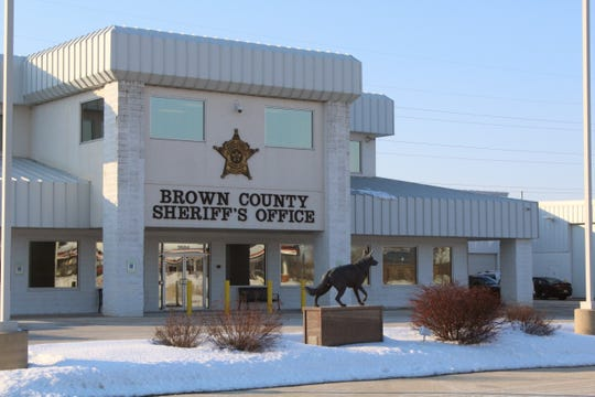 The Brown County Sheriff's Office, 2684 Development Drive, Bellevue.
