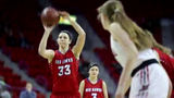 Sights from Day 1 of the WIAA girls' basketball state tournament at the Resch Center in Ashwaubenon, Wis.
