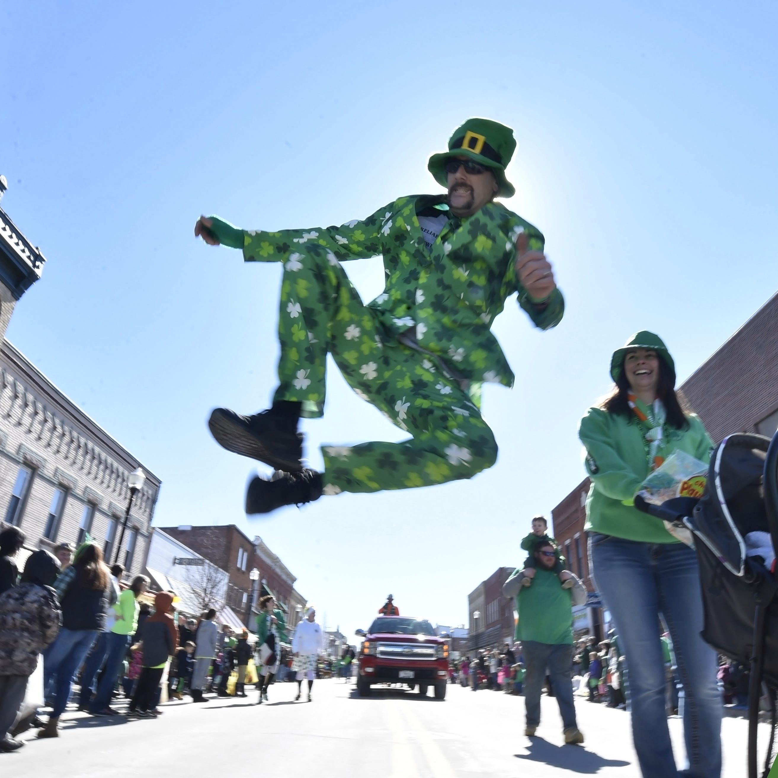 St. Patrick's Day Parade returns to Sturgeon Bay for 26th year