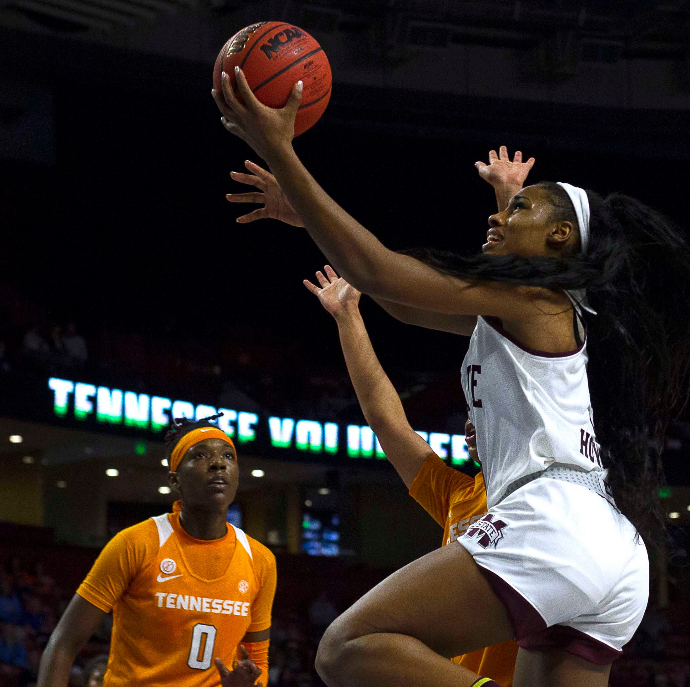 Mississippi State advances to SEC women's basketball tournament semifinals