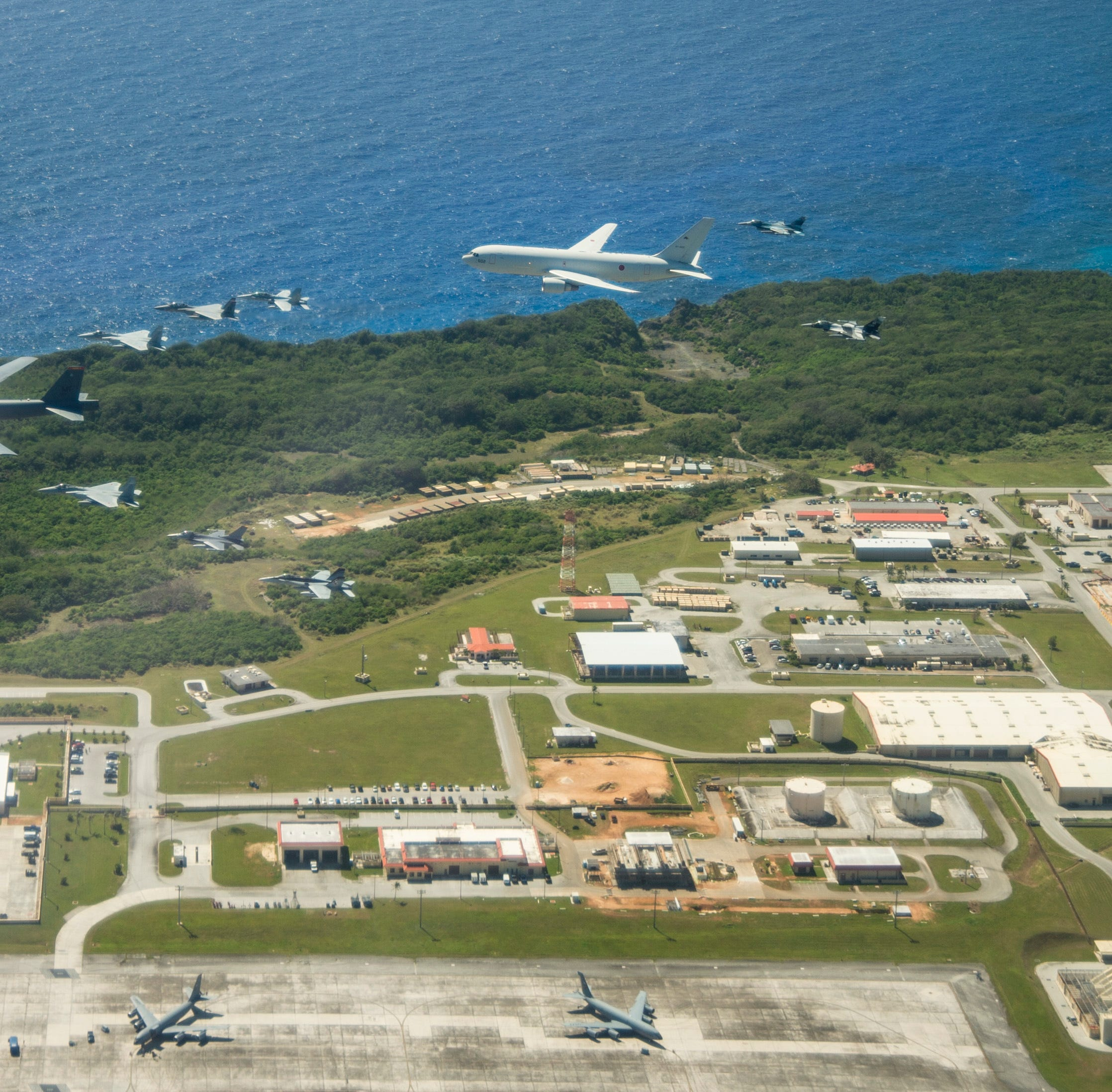 Barrigada-based Modern International Inc. awarded $18M military contract for Andersen work