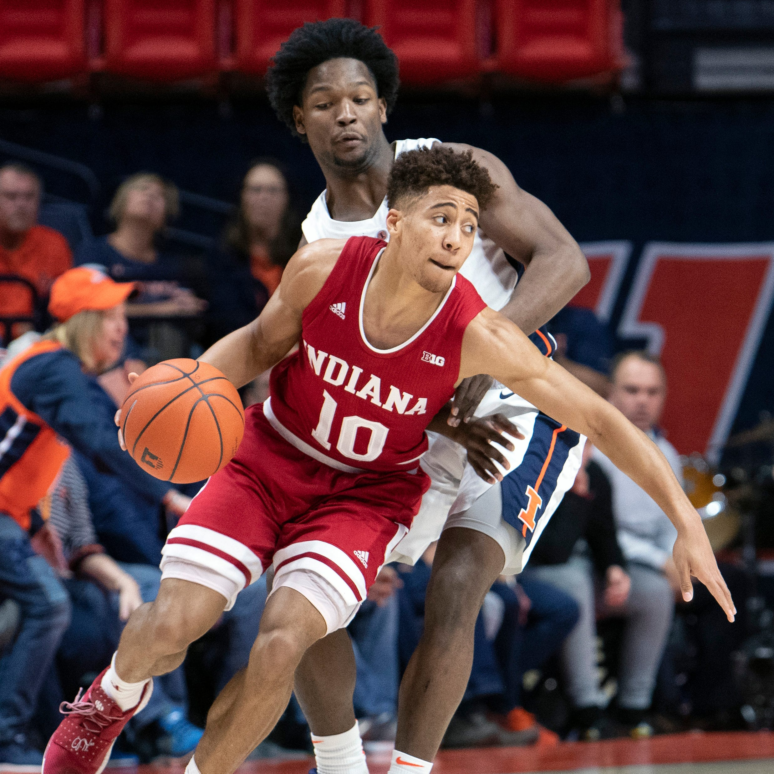 Insider: Riding unflappable Rob Phinisee, Hoosiers approach bubble