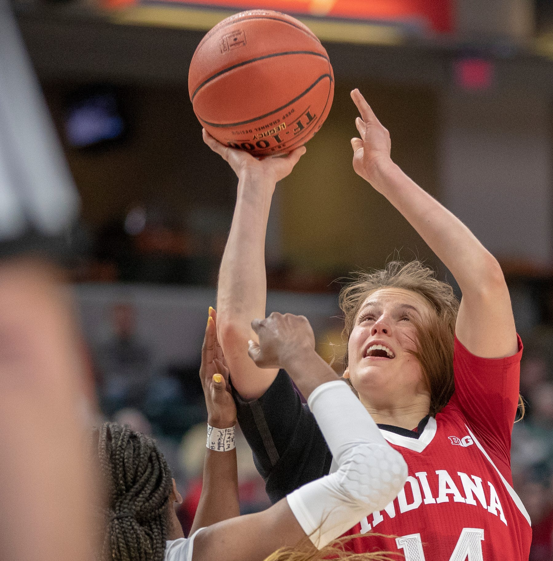 For Ali Patberg and Brenna Wise, each IU win is a little sweeter. 'It could be your last game.'
