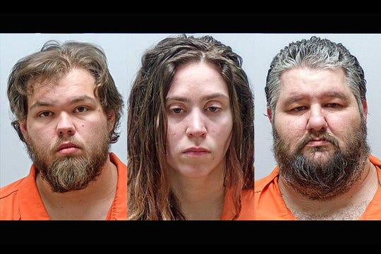 Jerry Snyder (left), Cheyenne Stiner (center) and Paul Martin (right)