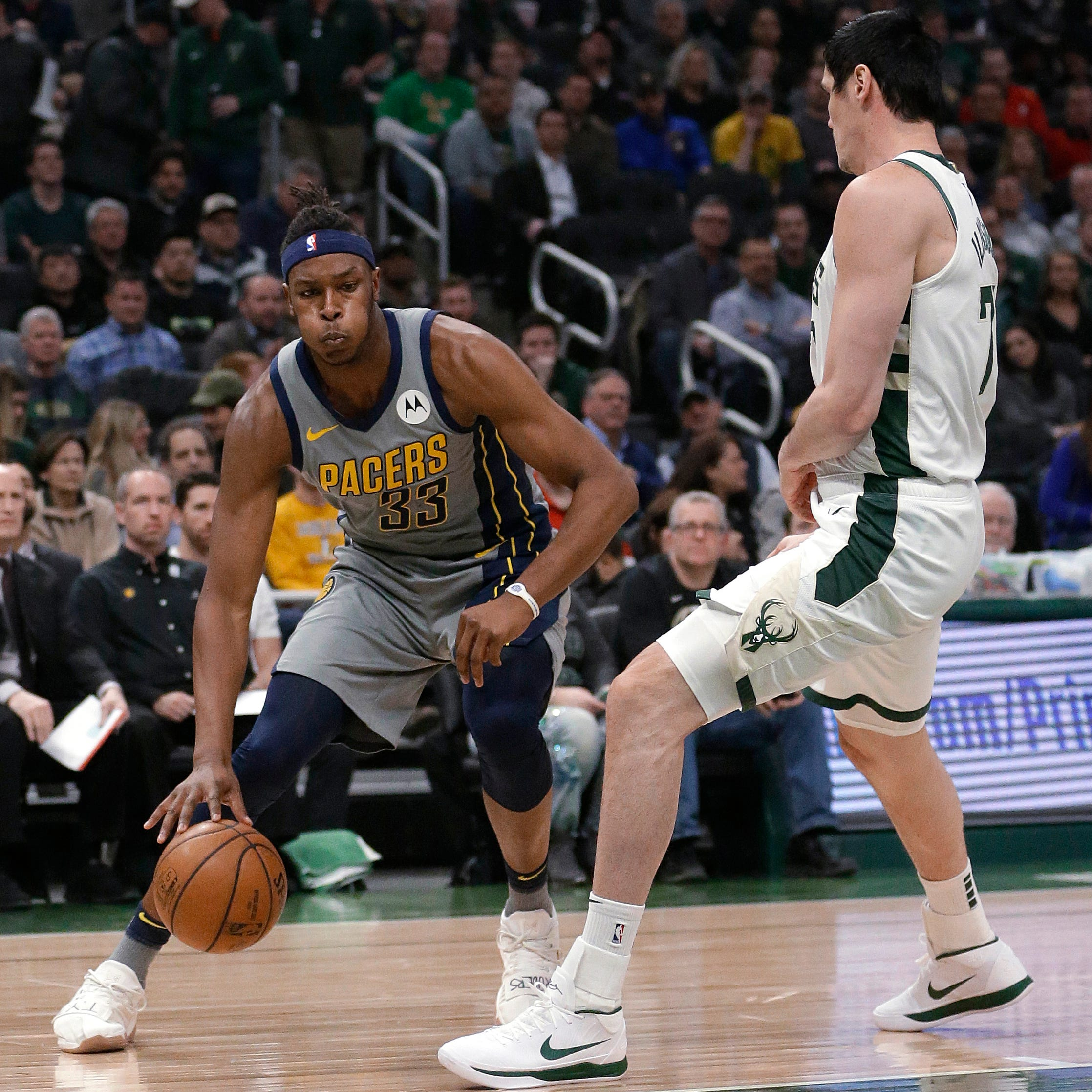 Insider: How Myles Turner's block of Bucks' Giannis turned the game against the Pacers