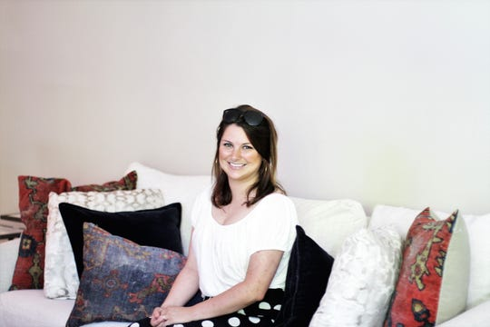 Katie Beeler Henson, principal broker, Realtor and owner of Knox Native Real Estate.
