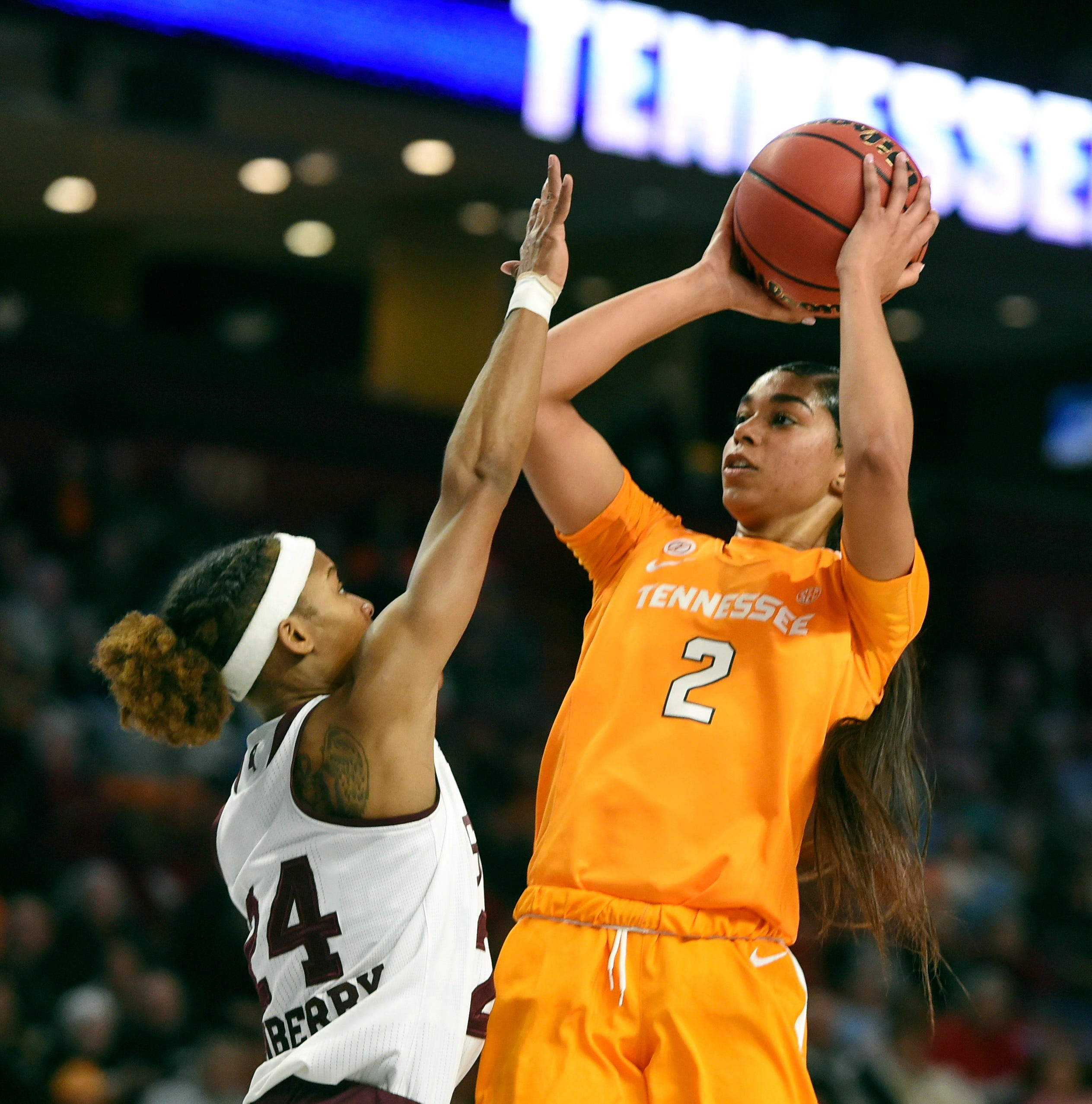Evina Westbrook is reminder Lady Vols often fall short of UConn at point guard
