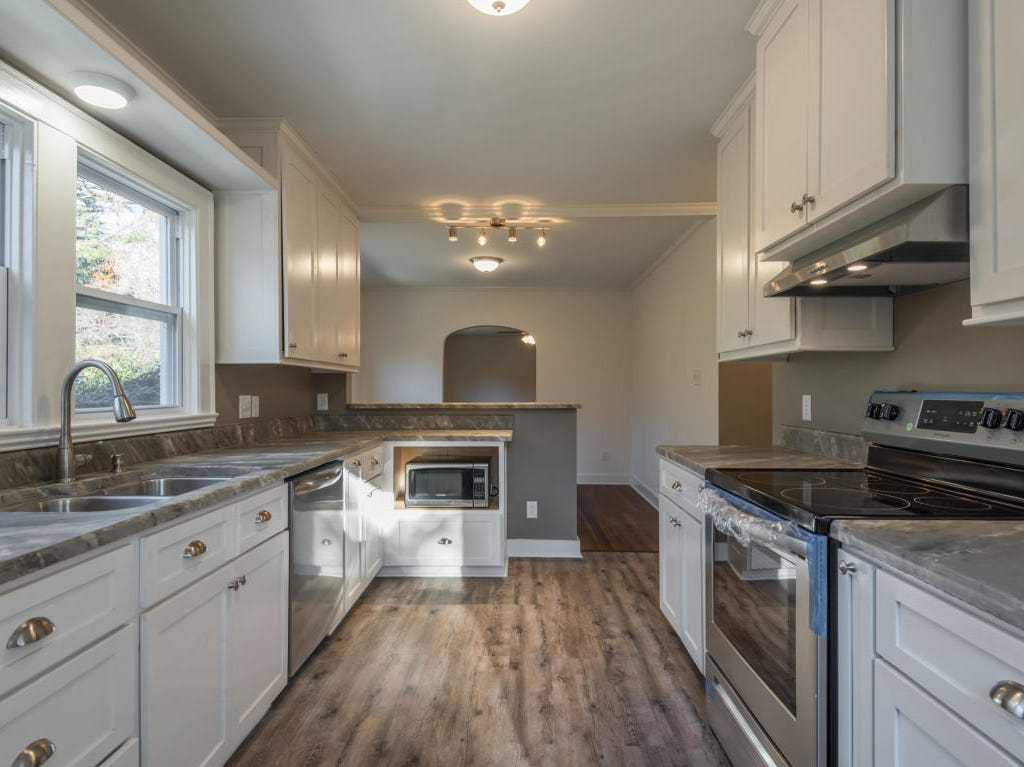 """Changing up bathrooms and kitchens – adding new touches, newer appliances, fresh countertops,"" said realtor Jennifer Morris. ""Those are a little more expensive to change. However, they add value to your home and capture what buyers are looking for."""