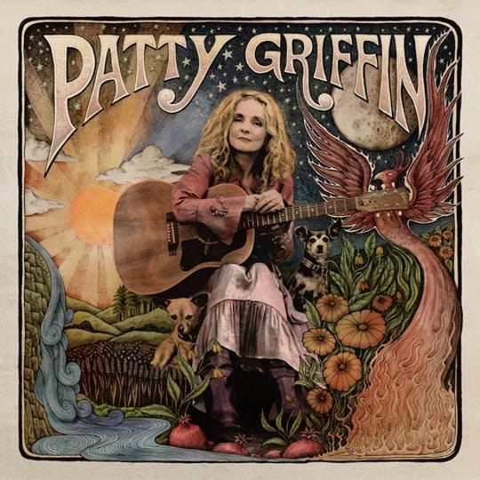 """""""Patty Griffin"""" by Patty Griffin"""