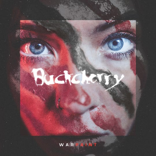 """""""Warpaint"""" by Buckcherry"""