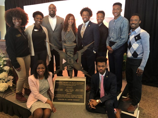 Purdue's chapter of the National Society of Black Engineers