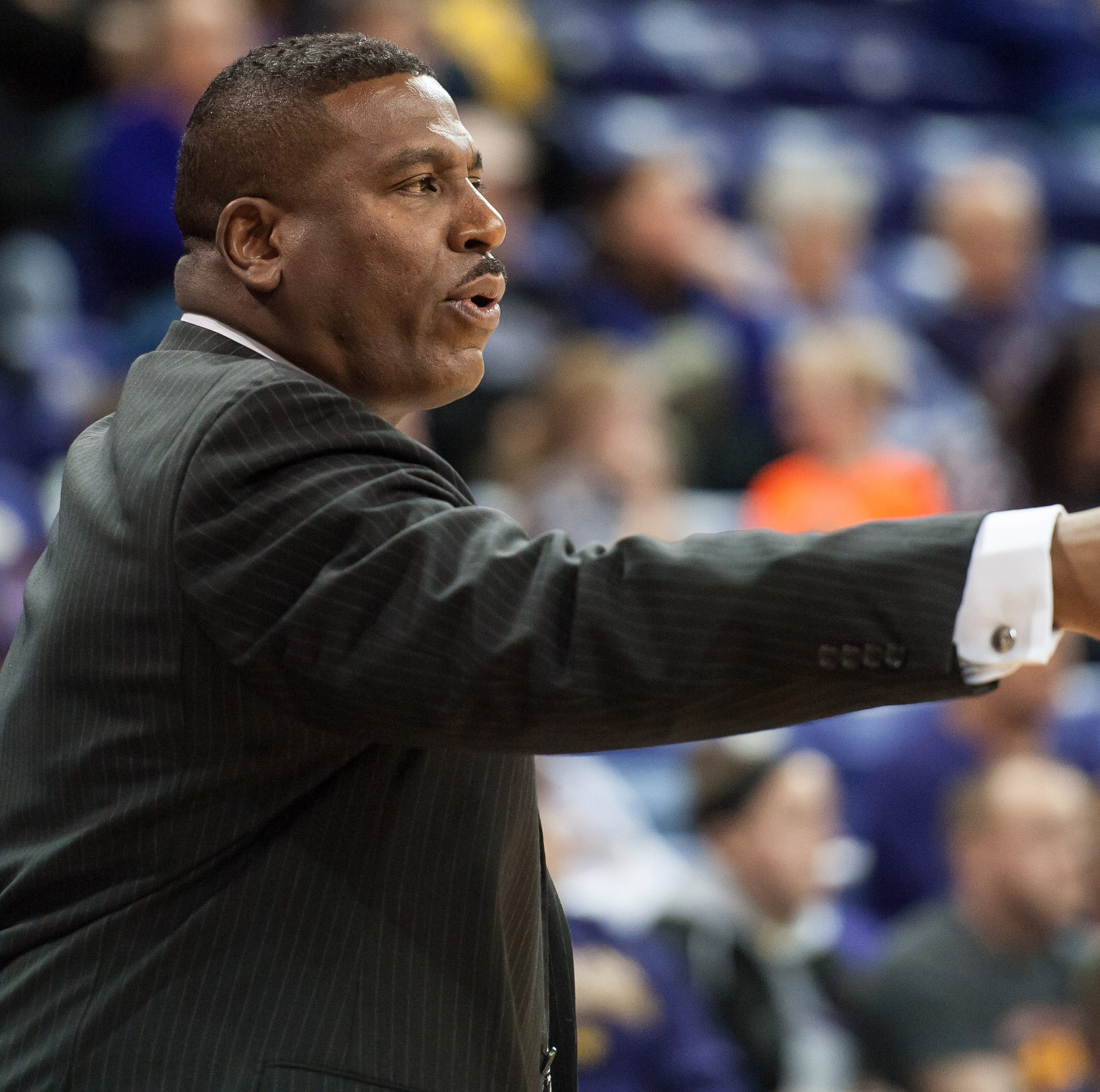 Tony Benford: 5 facts on the LSU basketball interim head coach