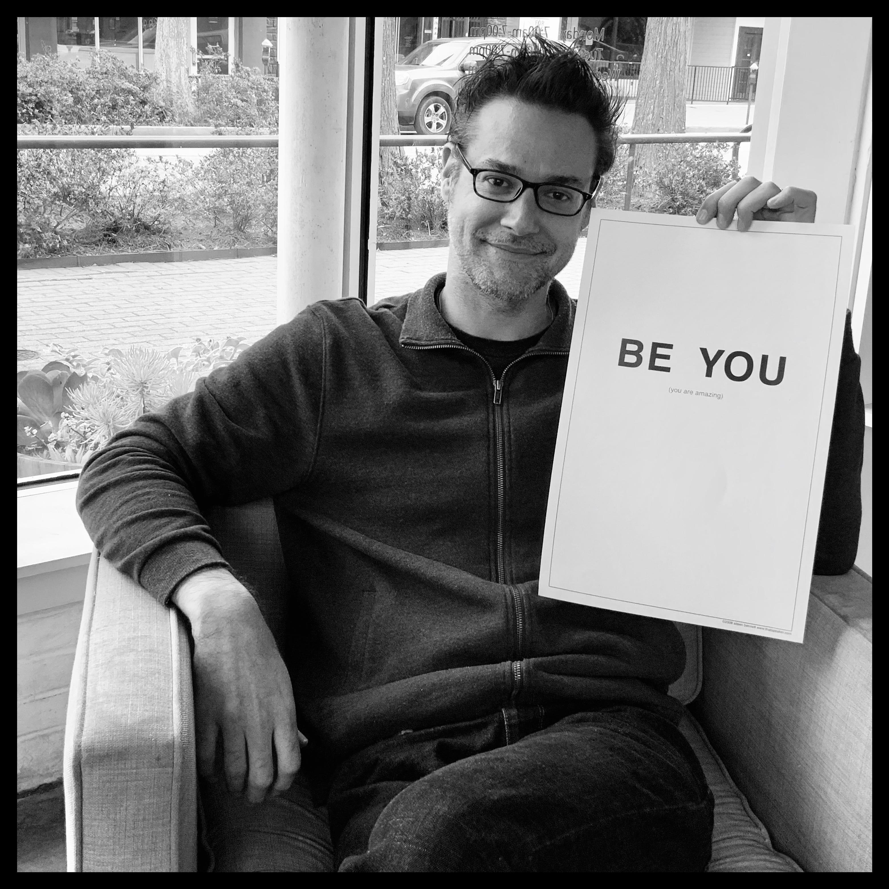 Be You: Danny Devillier