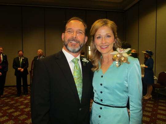 Thomas Montgomery M.D. and Deidre Montgomery