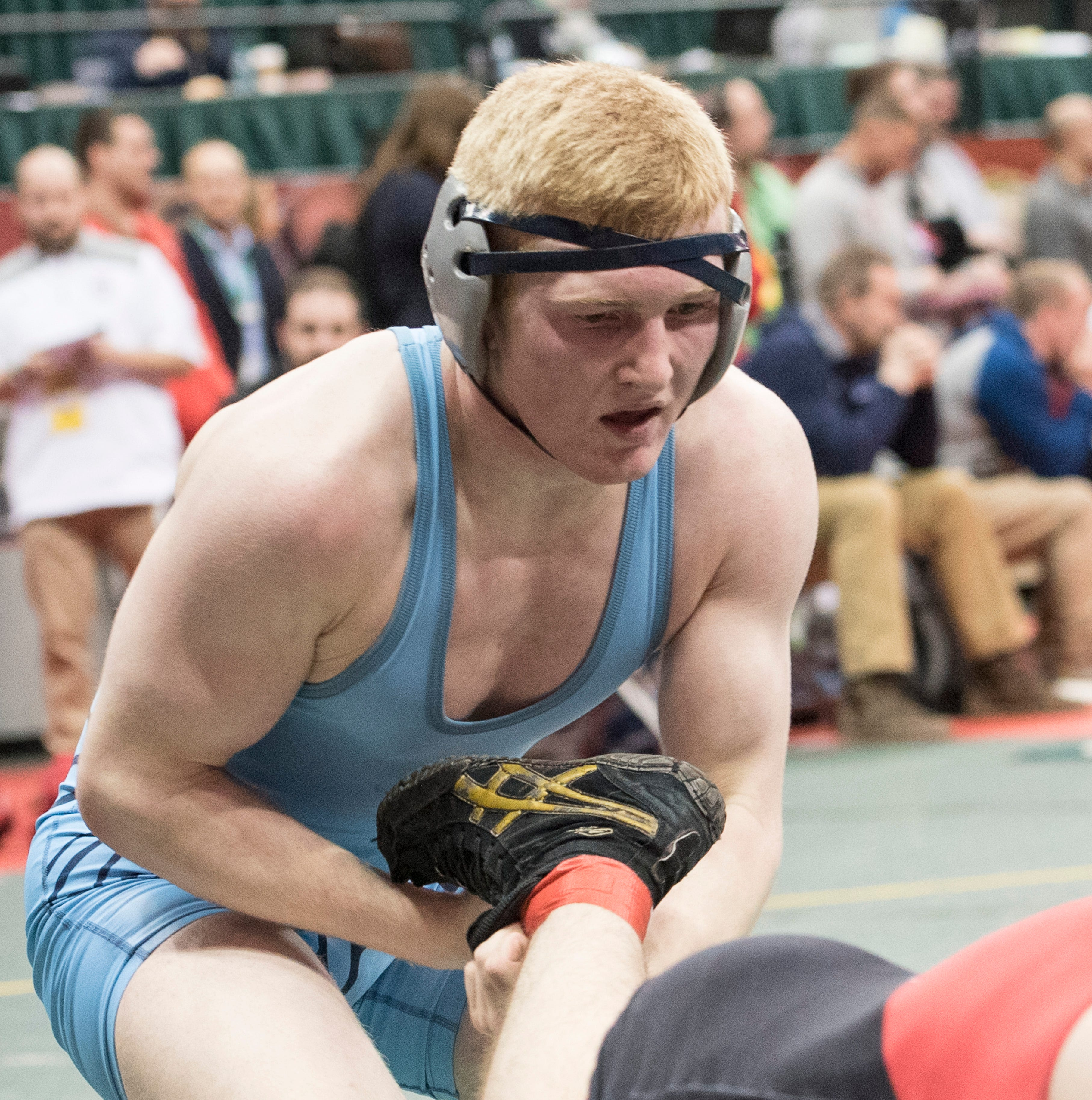 Fahey Bank Athlete of the Month: RV's Hadyn Danals dedicated to wrestling