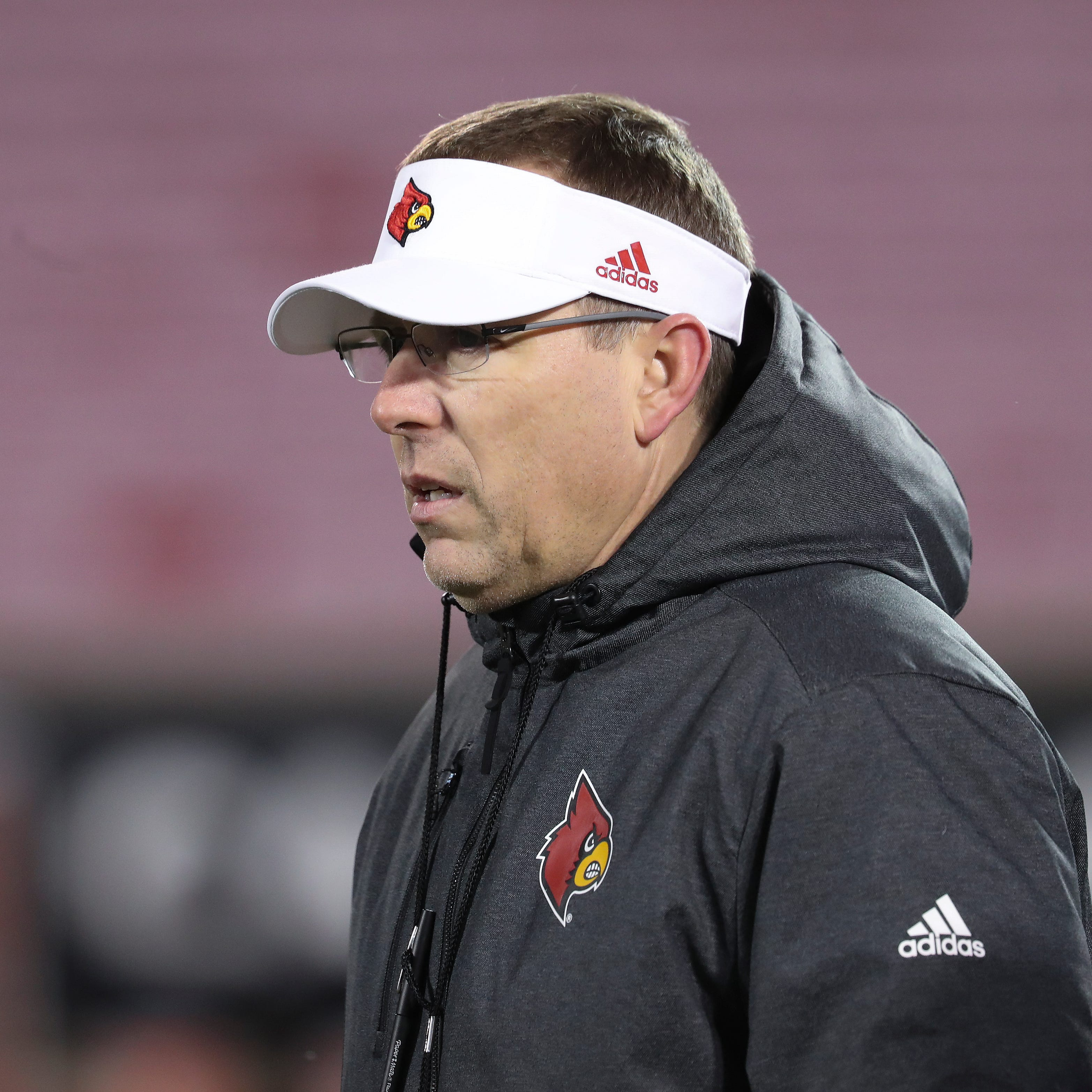 Satterfield not surprised by so many transfers but says it hurts Louisville's depth