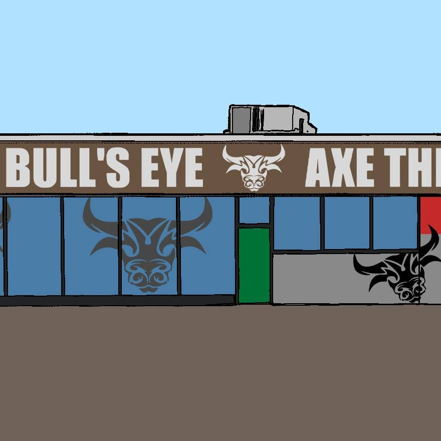 Bull's Eye Axe Throwing wants to go big, offer fowling, knife-throwing, disc golf at new home