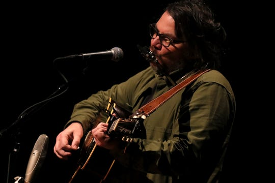 Jeff Tweedy covered 30 years of material during his set at GPAC.