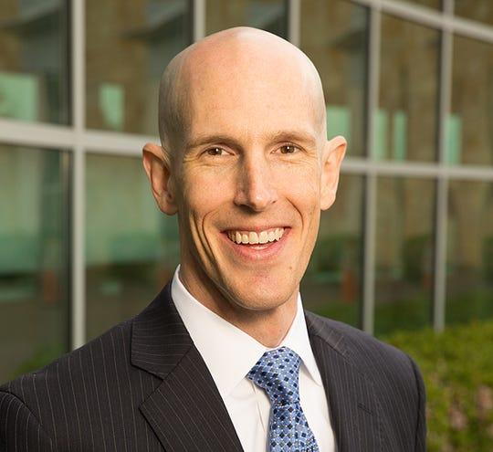 Michael Wiggins has been named Le Bonheur Children's Hospital's next president.